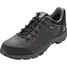 Haglöfs Krusa GT Shoes Men Magnetite/True Black